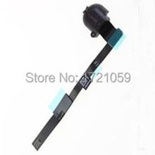 50pcs Earphone Headphone Connector flex cable ribbon for ipad mini 2 mini2 A1489 A1491 A1490 Audio Jack white black