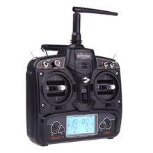 Walkera Devo 7 Transmitter Devention 7 Radio 7 CH 2.4Ghz free shipping with tracking