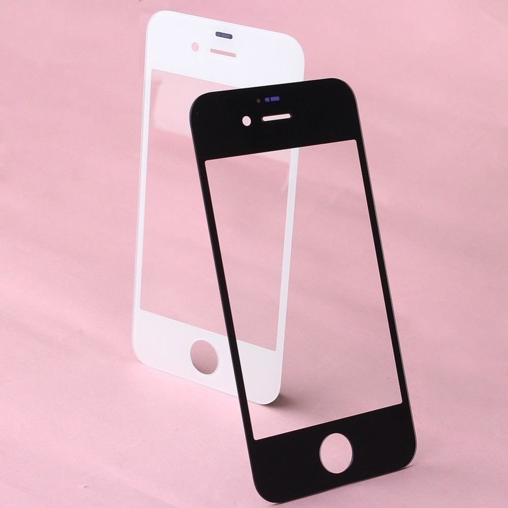 Outer Front Screen Glass Lens Cover iPhone 4 4s 5 5G 5s 5c 6 6Plus 6s 6sPlus 7 7Plus SE Cover Plate Replacement Patrs