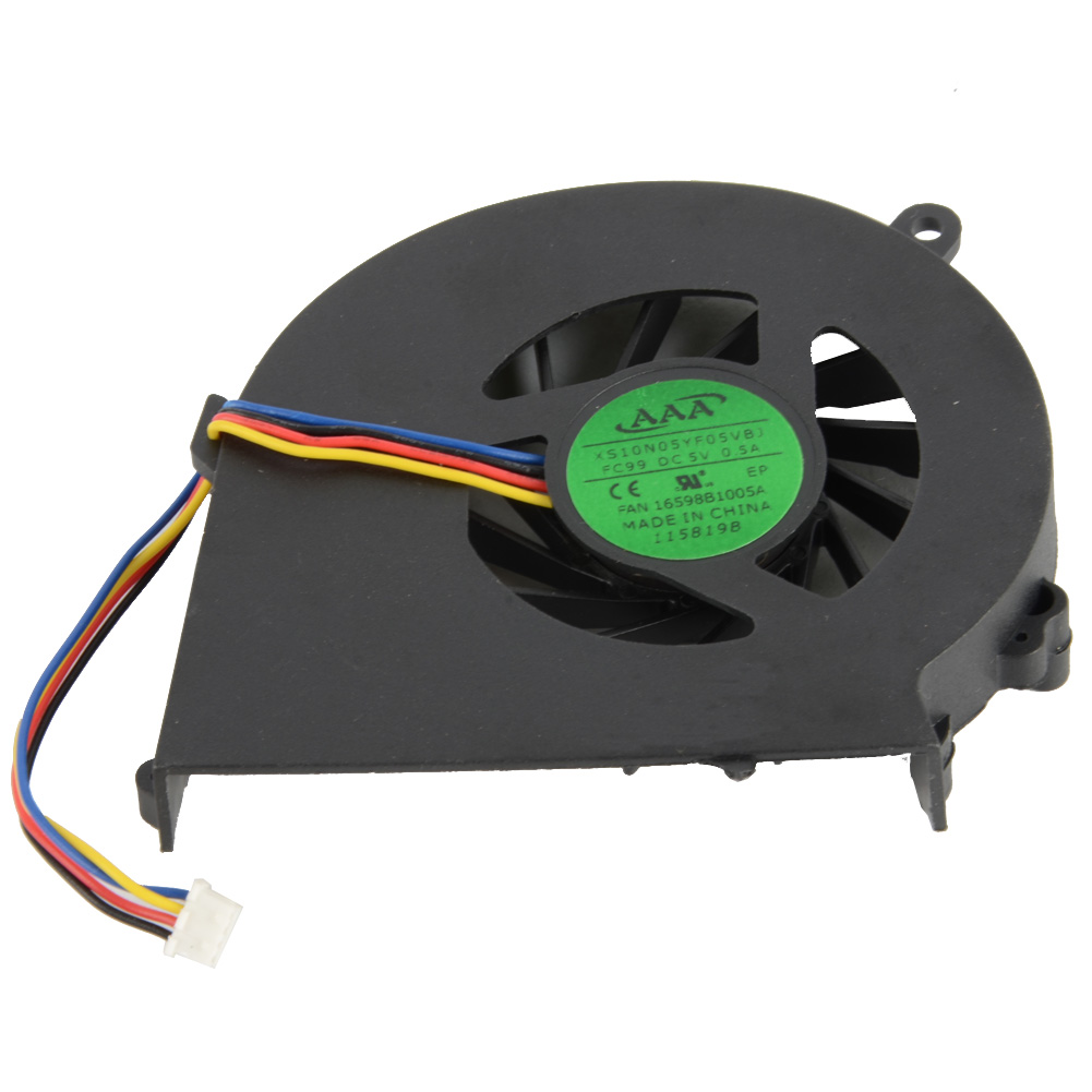 Replacement CPU Cooling Fan For HP COMPAQ CQ58 G58 650 655 Laptop F2036 P18 0.4(China (Mainland))