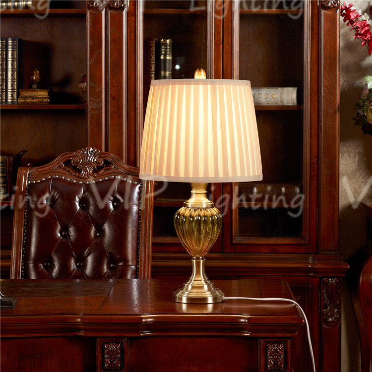 Hot Sell Lamp Mediterranean Sea Style Table Lamp Inn Hotel