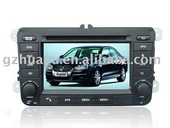 Special car dvd for VW Golf 5