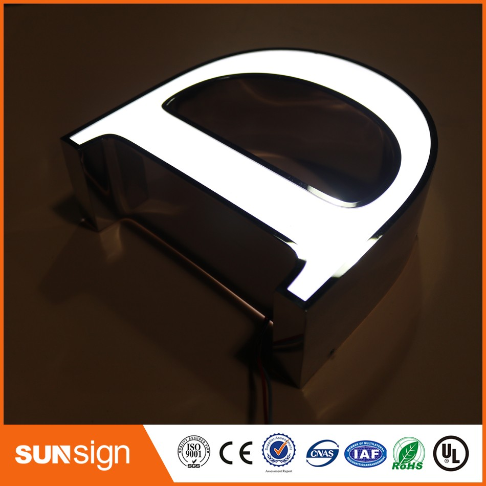 Marquee letters lights type LED channel letter signs(China (Mainland))