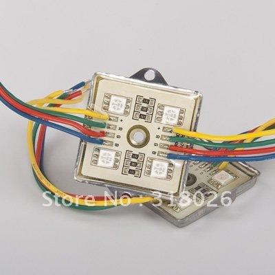 LEDS  5060SMD Module Aluminium 12VDC