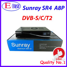 Buy 2pc/lot Sunray 800 SR4 a8p original software sunray sr4 SE 3 1 tuner -T2 -C -S, 2S Triple tuner wifi flash DHL free for $309.90 in AliExpress store