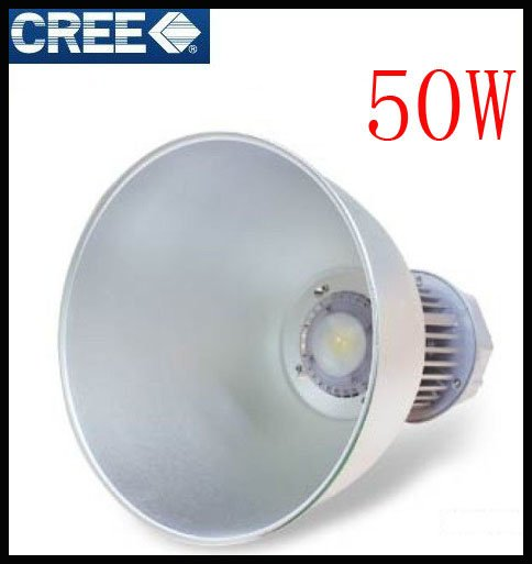FREE EMS Wholesale High Power 50W Industrial LED light 50W mining lamp whit glass beam(China (Mainland))