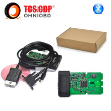 DHL Free One Single Green Board 2014.R3 + Bluetooth + Carton Box Nec relay DS150E CDP TCS PRO CAR+TRUCK TCS Pro Plus(China (Mainland))