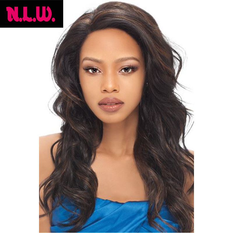 brazilian virgin hair body wave wigs brazilian lace front wigs glueless full lace wigs lace front human hair wigs in highlight