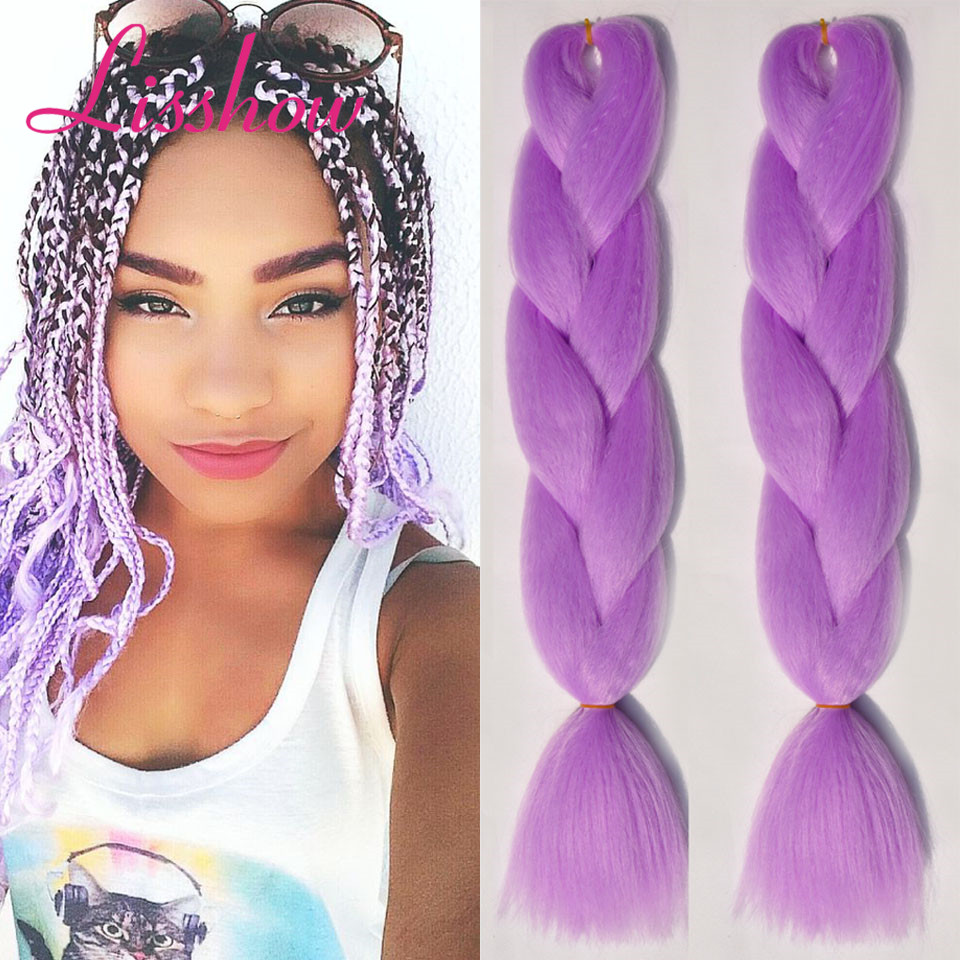 online buy wholesale light purple hair extensions from