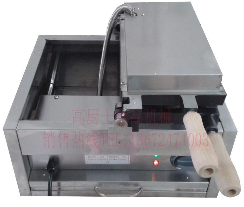 free shipping Electric 110v 220v  open mouth taiyaki machine  Ice Cream taiyaki  maker fish cone maker
