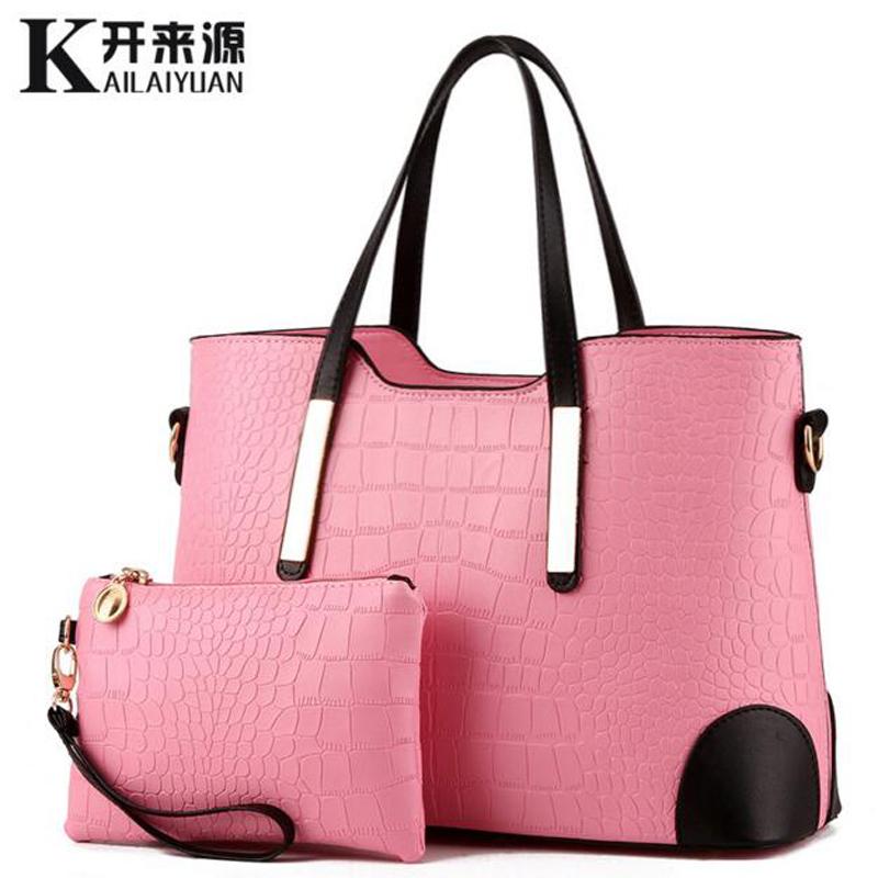 2016 Brand New Women Handbags Leather Shouler Bag ...