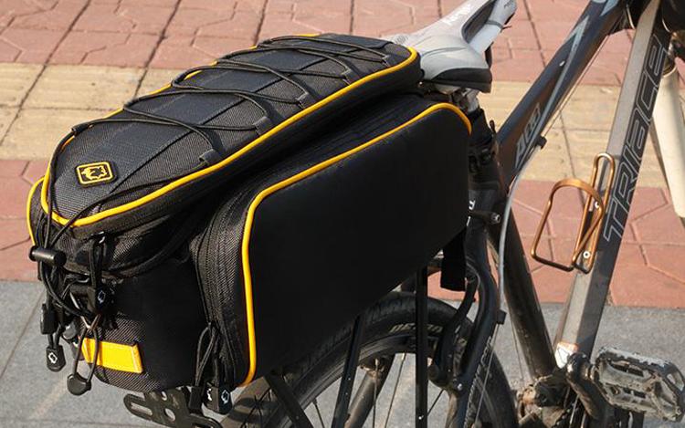 13l Mountain Bike Bag 840d Oxford Waterproof Bicycle Bag