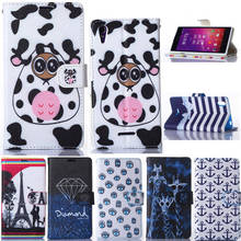 Luxury Leather Flip Moible Phone Case Cover Samsung Galaxy S6 G9200 / edge G9250 Wallet Card Slots+Hand Strap - Fashion 3C Digital discount chain store