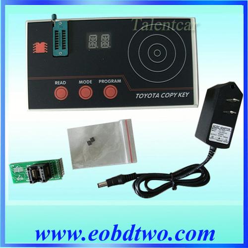 Hot Selling Toyota Key Copier Toyota Smart Key Programmer(China (Mainland))