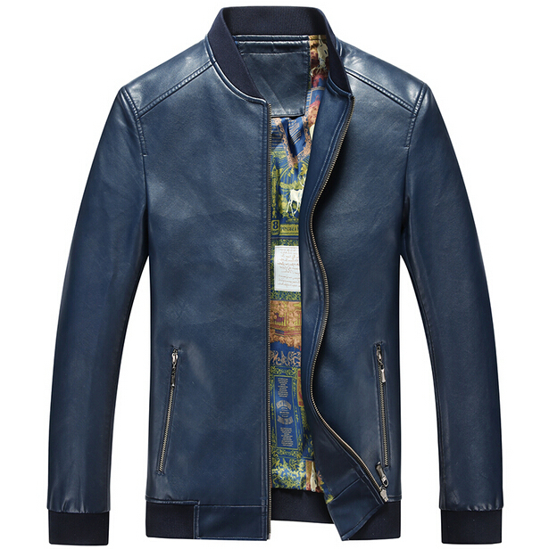 Hot ! SEPTWOLVES New 2015 Autumn and Winter Casual Jacket Men Second Layer Leather Jacket Man Jackets Free ShippingÎäåæäà è àêñåññóàðû<br><br>
