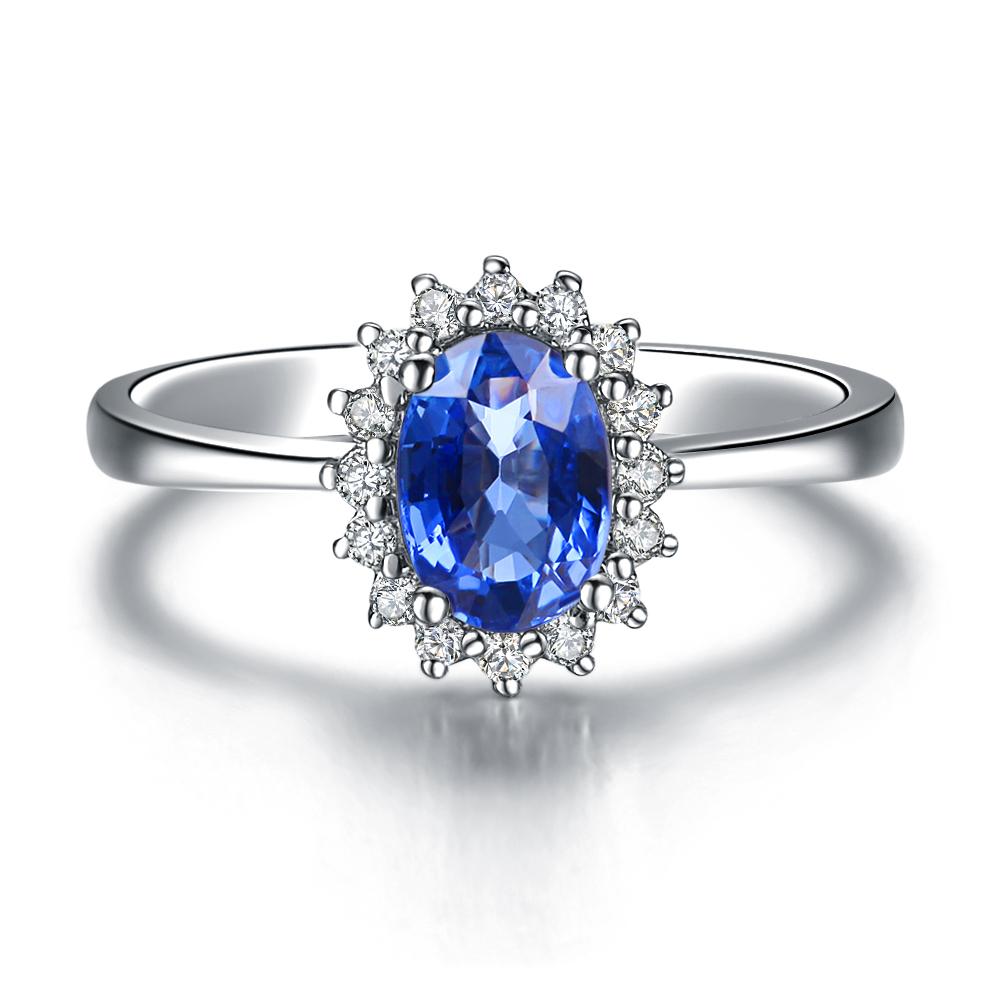 Oval Diamond Prices Diamond Oval Cut 18k White