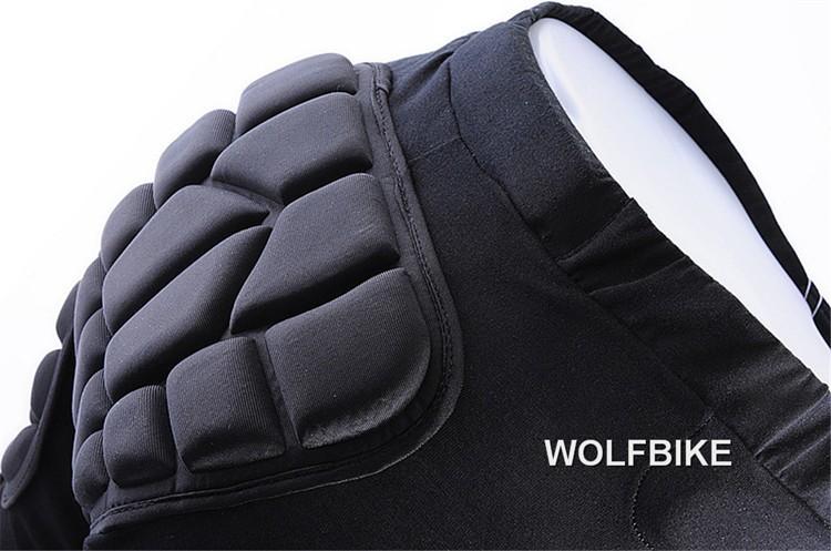 Слон wolfbike Черный короткий защитный для бедер и ягодиц колодки лыжи коньки HTB1SzesGXXXXXc_XXXXq6xXFXXXA