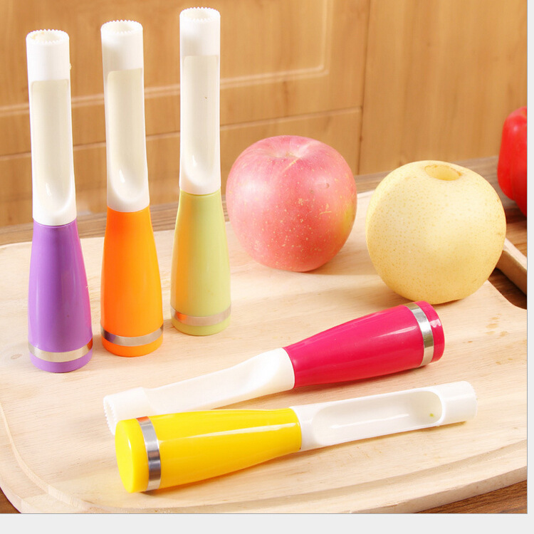 Manufacturers fruits and effort not to hurt the hand pitted fruit peeler is easy to clean