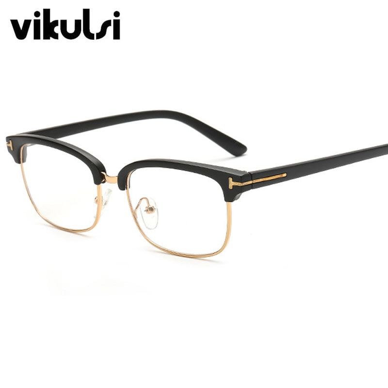 2017 fashion eye glasses frames luxury designer women men clear glasses optical eyewear frames oculos vintage