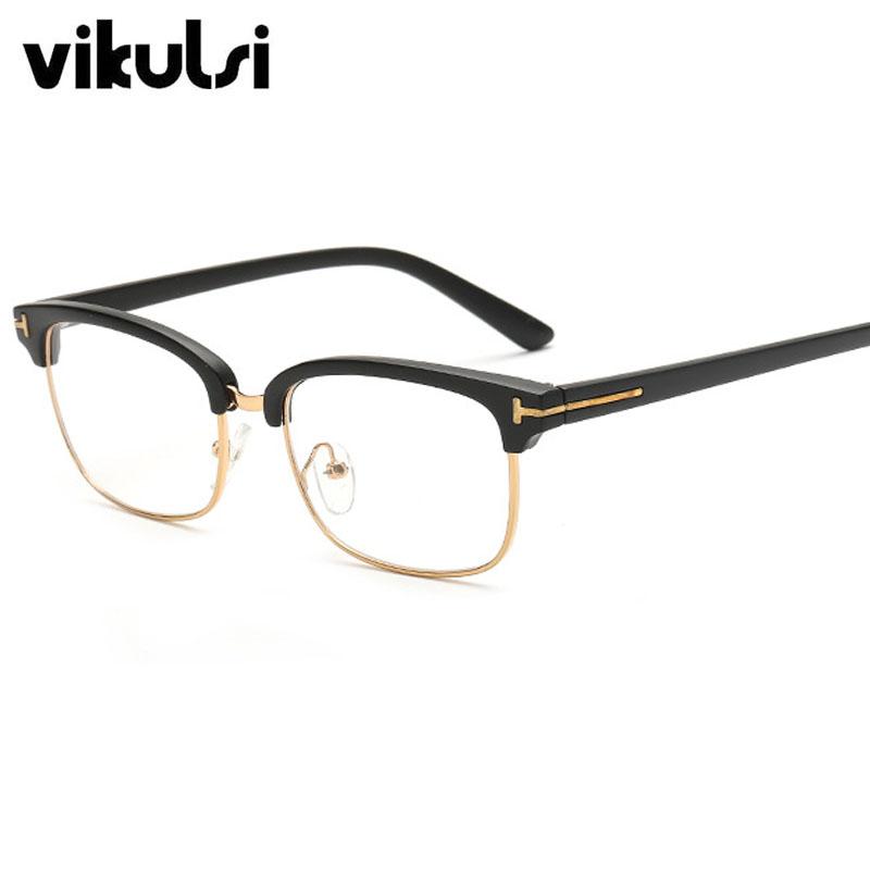 2017 fashion eye glasses frames luxury designer women men clear glasses optical eyewear frames oculos vintage