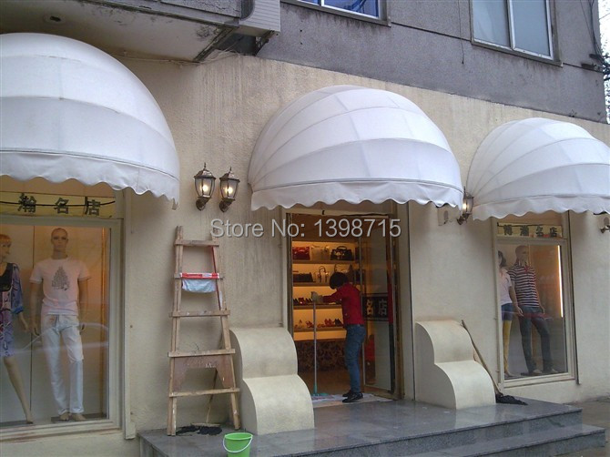 Dome Window Awnings : Aliexpress buy french window awnings and door