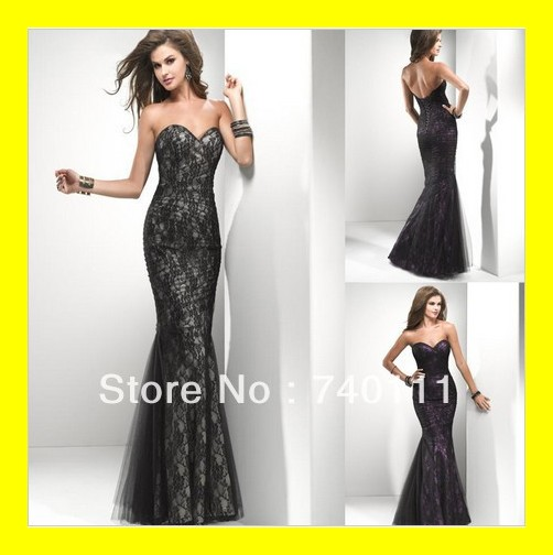 Black Tie Evening Dresses Red Dress Ireland Very China Trumpet /Mermaid Floor-Length Built-In Bra Lace Sweep Train S 2015 Outlet(China (Mainland))
