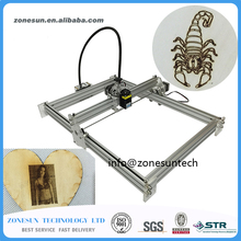 New 2500mW Large Area Mini Laser Engraver Engraving Machine Laser Cutting Printer Marking Machine Working Size 350*500mm(China (Mainland))