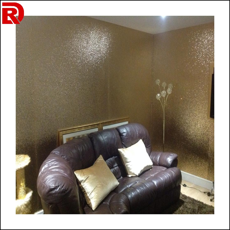 glitter fabric wallpaper (4)