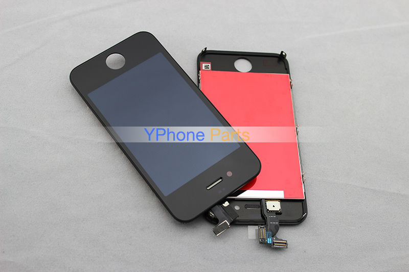 100% Original New for Apple iPhone 4 4G LCD Touch Screen Digitizer Complete Assembly Original Display Replacement Parts(China (Mainland))