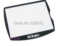 LCD SCREEN DISPLAY REPLACEMENT WINDOW + TAPE TFT Brand new Part For NIKON D60