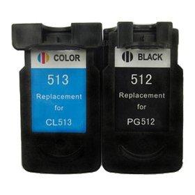 2PK PG-512XL CL-513XL  for Canon PG512XL  CL513XL  for Canon MP240,MP245,MP230,MP268,MP272,MP276,MP480<br><br>Aliexpress