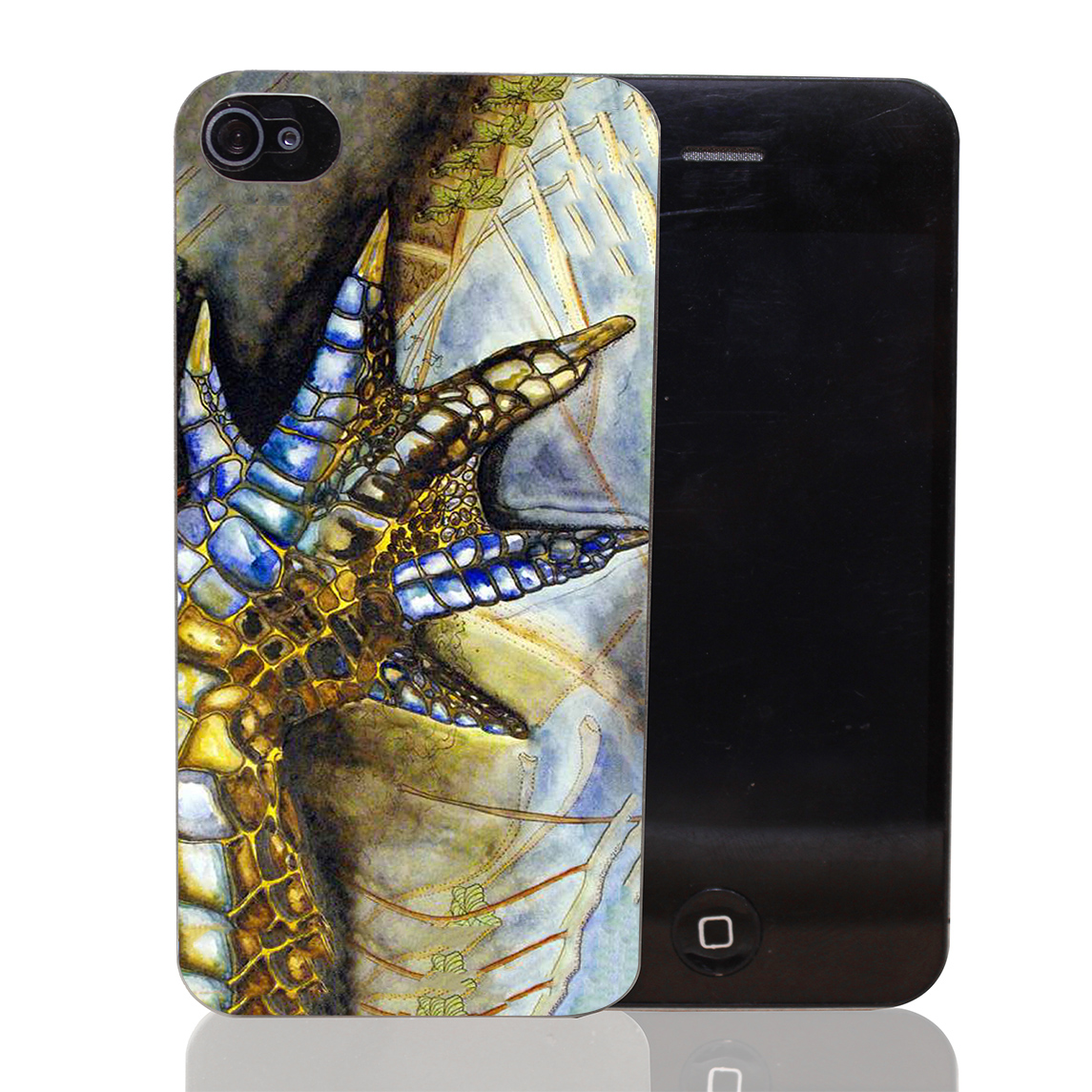 1491CA Gator Hard Transparent Case Cover for iPhone 4 4s 5 5s 5c SE 6 6s Plus Thin Style(China (Mainland))