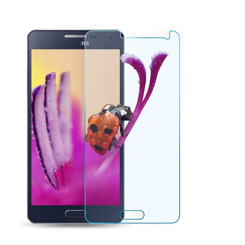 Tempered Glass Film For Samsung Galaxy A3 A5 A7 S3 S4 S5 S6 Screen Protector Safety Protective Film A310F A510F A710F A7100