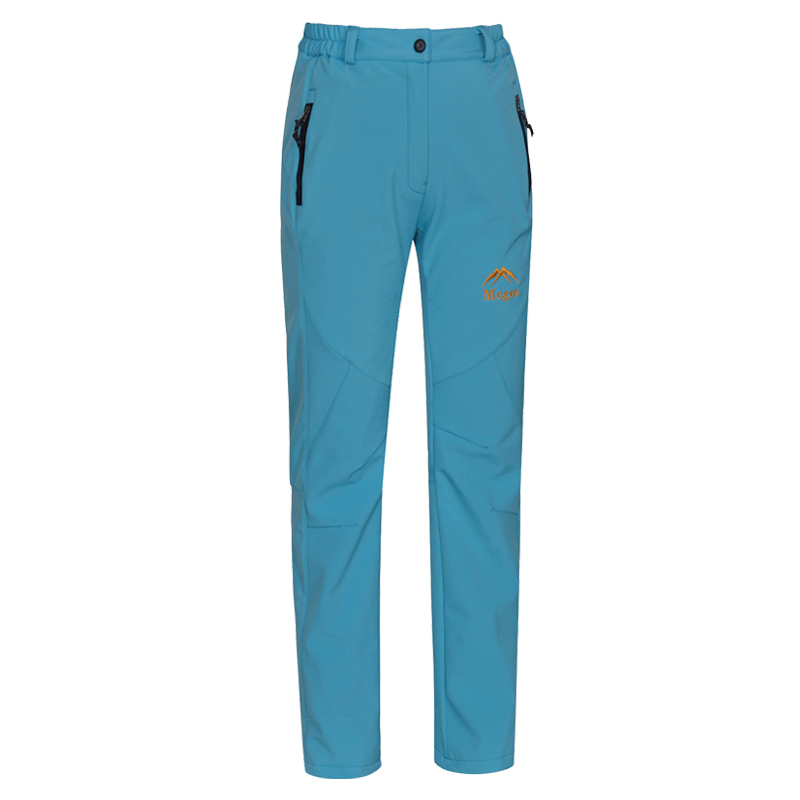 Original Hiking Pants Women Fleece Inside ClimbingampCamping Trousers Waterproof