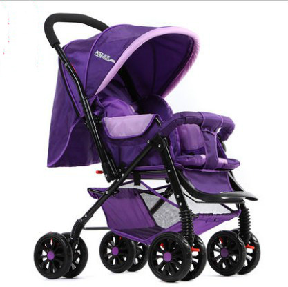 Beite stroller baby light folding two-way shock absorbers child car - Baby products DAY WU store