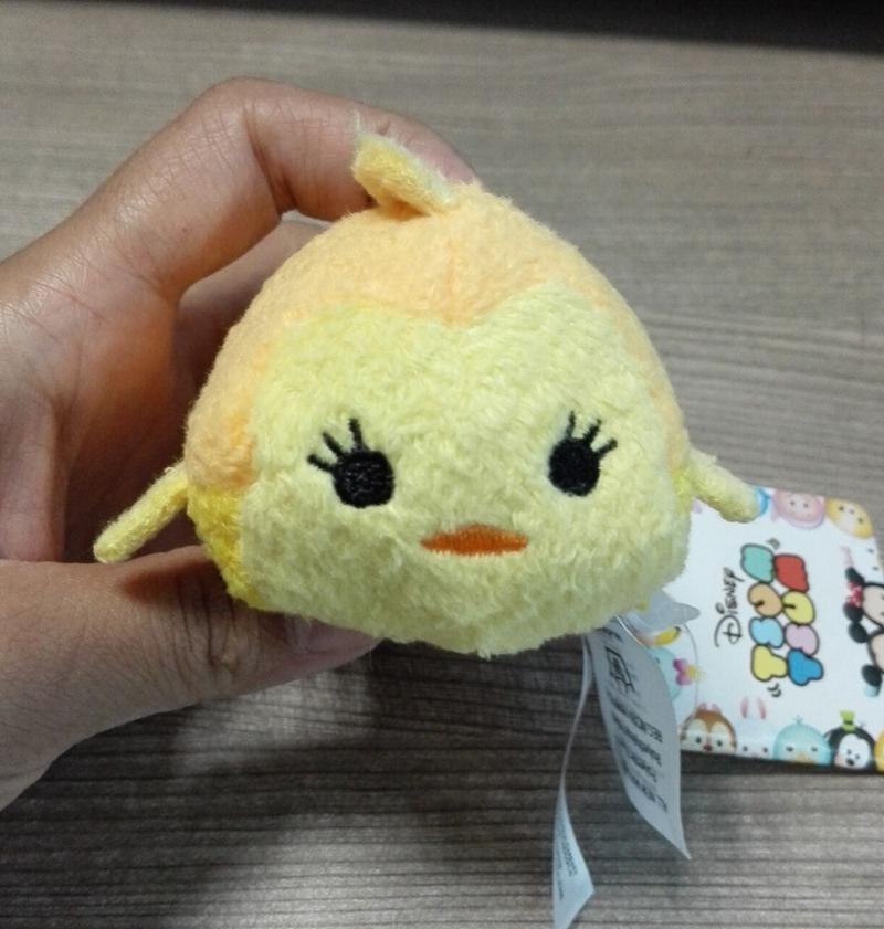 """Mini Tsum Tsum Pinocchio Cleo Fish 3.5"""" Plush Doll Child Toy Screen Wipe Hand Wrist Doll baby Toys NEW kid gift(China (Mainland))"""