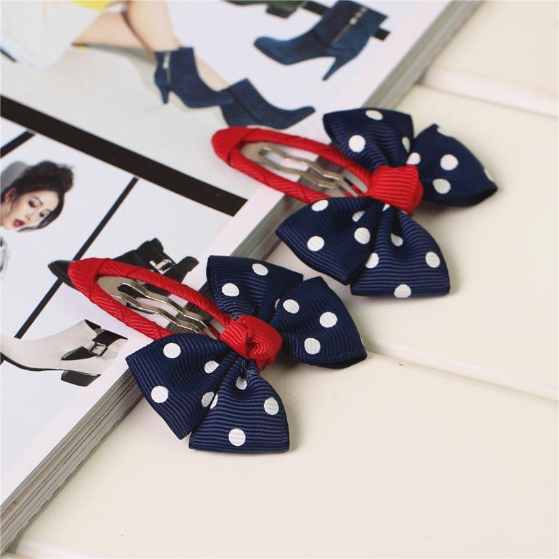 Fashion Summer Style Girls Hair Clip Vintage Wave Hair Accessories Newest Accessories for Kids 2015(China (Mainland))