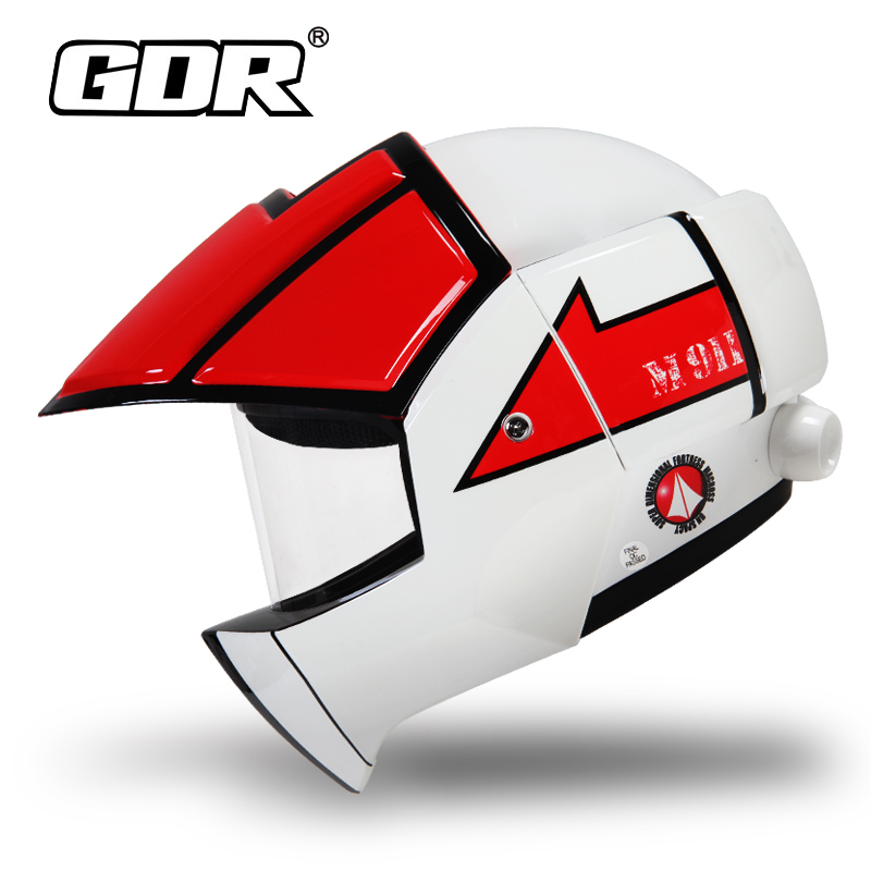 XXL Size DOT Approval Robotech GDR 911 Motocross Helmet Motorcycle Helmets Full Face Capacete(China (Mainland))