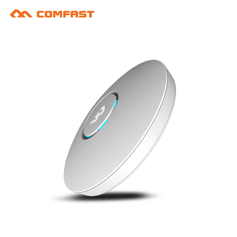 COMFAST wireless router 300Mbps Ceiling AP openwrt WiFi Access Point AP with 2*3 dbi wifi antenna can add 48v real poe tomato(China (Mainland))