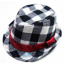 2016 Jazz Toddler Kids Baby Boy Girl Cap Cool Photography Fedora Hat Top For Hot Selling(China (Mainland))