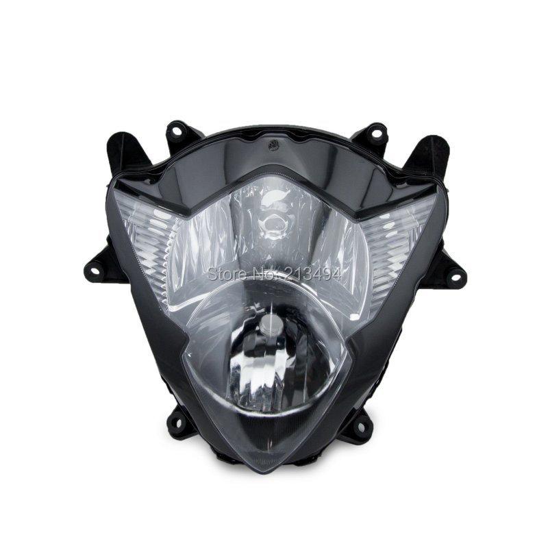 Motorcycle New Headlight Headlamp Assembly For Suzuki GSX650F Katana GSX 650F 2008 2009(China (Mainland))