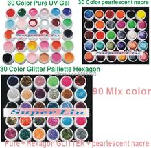 glitter color gel price