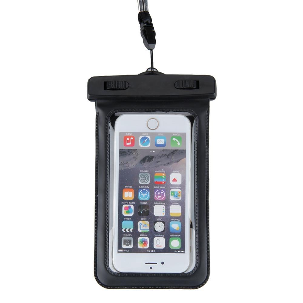 Motorcycle/Bicycle Bracket Handlebar Mount Holder Waterproof Case Bag For iPhone6 Plus Samsung Galaxy S6 & Universal Smartphone(China (Mainland))