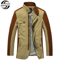 Men Jacket 2015 New Arrival Men's Fashion Solid Baseball Jacket Male Casual Spring and autumn Coats JK183