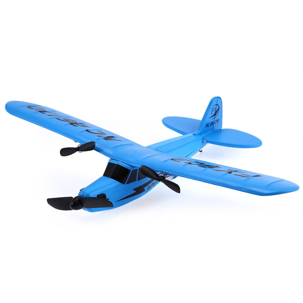 2016 Hot Sale Flybear FX - 803 2.4G 2CH EPP Professional Glider Front-pull Double Propeller Ready-to-fly Anti-crash Performance(China (Mainland))