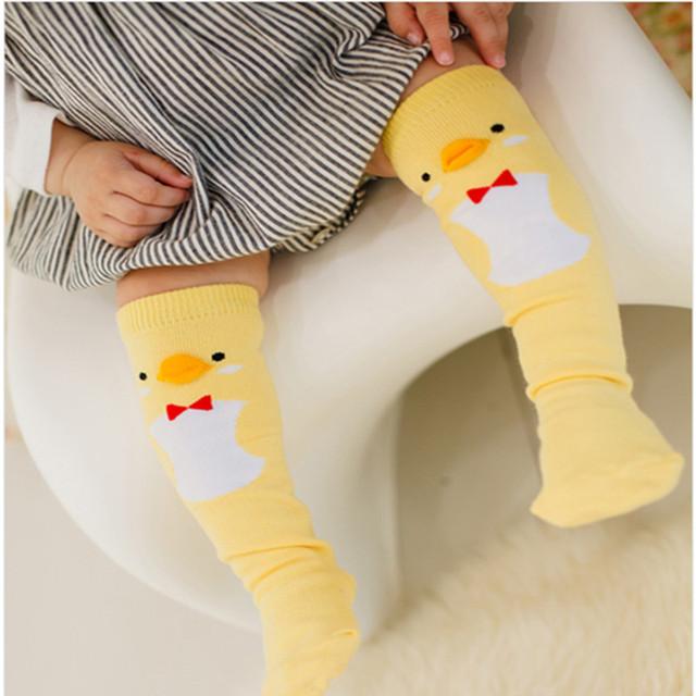 Милый мягкий хлопок каваи девушки мальчики носок утки пингвина дизайн Catoon дети ...