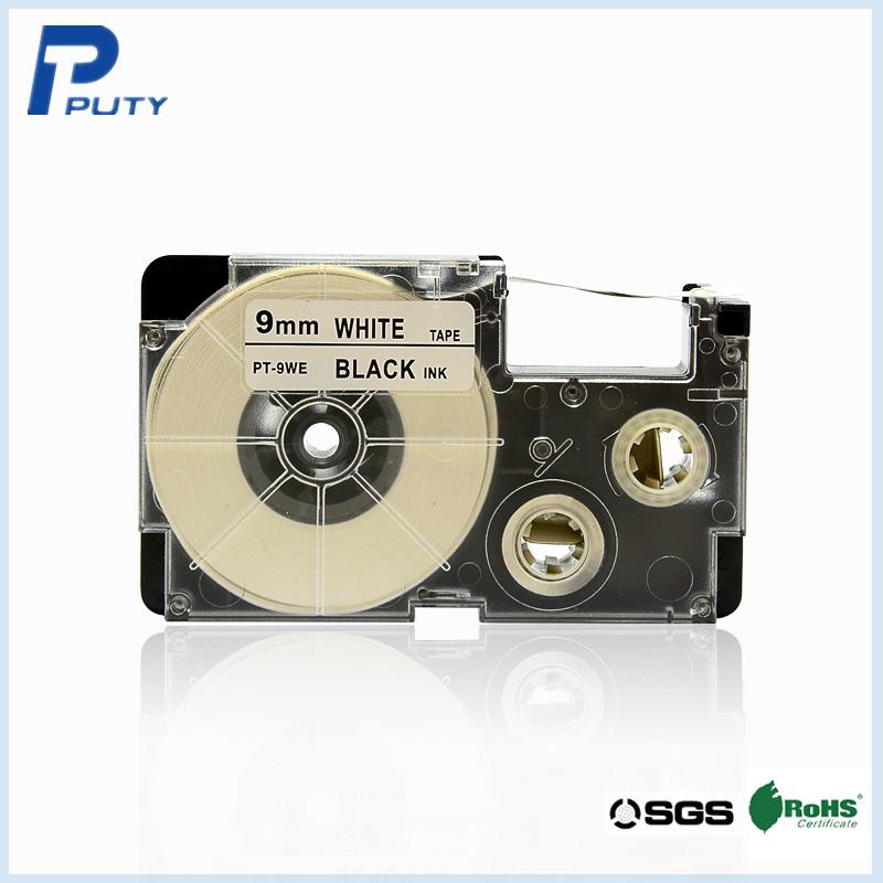 Лента для печатающего устройства PUTY Comapatible Casio 9 pt/9we xr/9we1 Casio EZ PT-9WE лента для печатающего устройства puty 2 tze 231 bro pt 2030 p tz231 tze 231