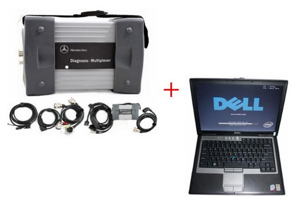 2016 Hot MB star c3 with Laptop De-ll D630 DAS software HDD (07/2015) Diagnosis Tester-Xentry key generator as a gift(China (Mainland))