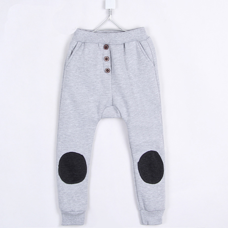 2015 winter boys clothing long fleece trousers child clothing harem pants with hip pants and tapered pants kids trousers A0099(China (Mainland))