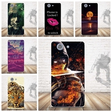 Buy Soft Rubber Case Sony Xperia Z3 Compact Xperia Z3 mini M55W D5803 D5833 Printed Case Sony Xperia Z3 Compact MINi Bags for $1.32 in AliExpress store